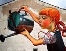 Những bức tranh đường phố của họa sĩ người Ba Lan